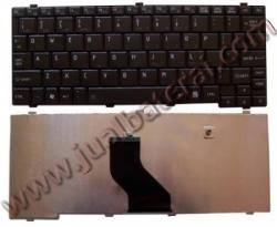 Keyboard Toshiba Mini NB200, NB205, NB250, NB300, NB305, NB500, NB505, NB520 BLACK